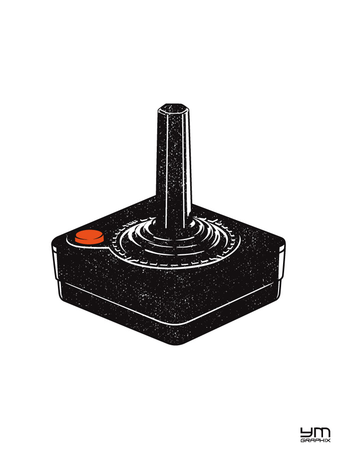 Retrogaming - The Joystick