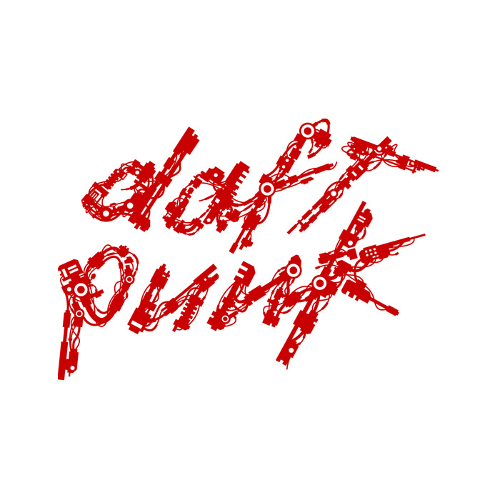 daft punk | ym graphix graphic design